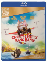 Chitty Chitty Bang Bang Blu-ray Region Free